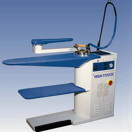 High Touch Garment Machinery:: Online vacuum table, Online